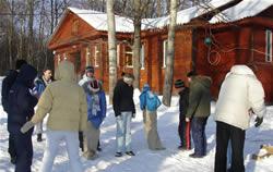 Новогодний Отдых в загородном комплексе «Кипячий ключ»