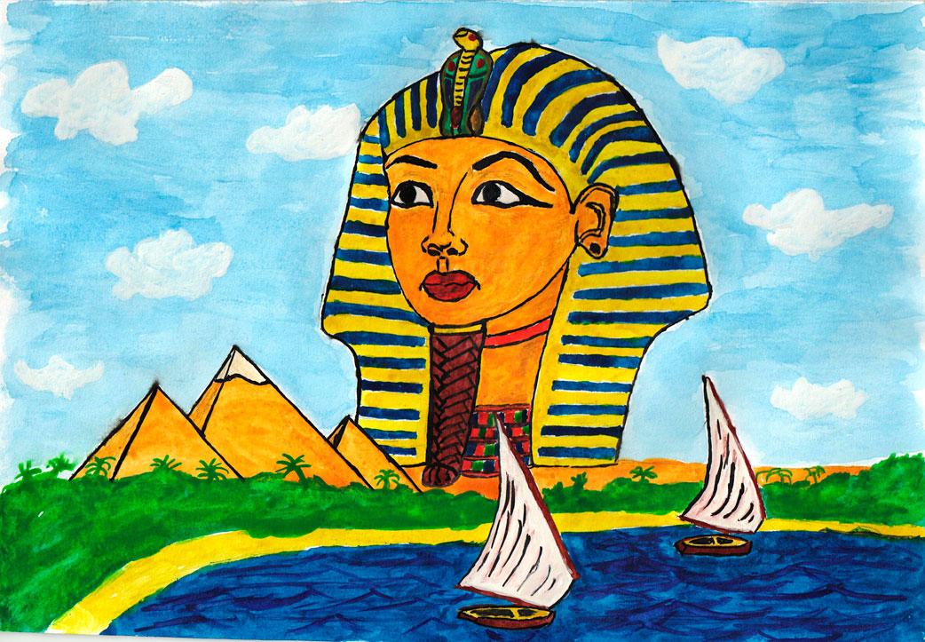 Фото и рисунки о египте